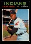 1971 O-Pee-Chee #429  Chuck Hinton  Front Thumbnail