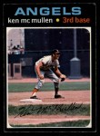 1971 O-Pee-Chee #485  Ken McMullen  Front Thumbnail