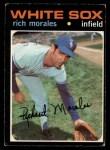 1971 O-Pee-Chee #267  Rich Morales  Front Thumbnail