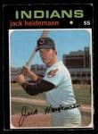 1971 O-Pee-Chee #87  Jack Heidemann  Front Thumbnail