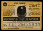 1971 O-Pee-Chee #86  Mike Kilkenny  Back Thumbnail