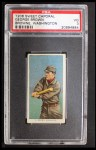 1909 T206 #43  George Browne  Front Thumbnail