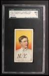 1909 T206 #226 POR Christy Mathewson  Front Thumbnail