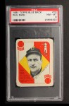 1951 Topps Blue Back #19  Phil Masi      Front Thumbnail