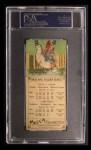1911 T201 Mecca  Red Dooin / John Titus  Back Thumbnail