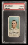 1909 T206 #58  Peter Cassidy  Front Thumbnail