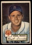 1952 Topps #262  Virgil Trucks  Front Thumbnail