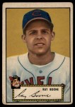 1952 Topps #55 BLK Ray Boone  Front Thumbnail