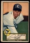 1952 Topps #42  Lou Kretlow  Front Thumbnail