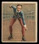 1910 T218 Champions #29  Joseph Jordan  Front Thumbnail