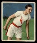 1910 T218 Champions #17  H.E. Gissing  Front Thumbnail