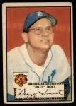 1952 Topps #39  Dizzy Trout  Front Thumbnail