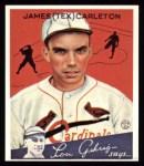 1934 Goudey Reprint #48  Tex Carleton  Front Thumbnail