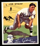 1934 Goudey Reprint #46  Joe Stripp  Front Thumbnail
