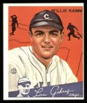 1934 Goudey Reprints #14  Willie Kamm  Front Thumbnail