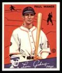 1934 Goudey Reprints #11  Paul Waner  Front Thumbnail