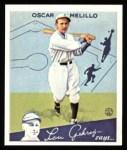 1934 Goudey Reprint #45  Oscar Melillo  Front Thumbnail