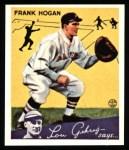 1934 Goudey Reprint #20  Frank Hogan  Front Thumbnail