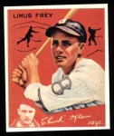 1934 Goudey Reprint #89  Lonnie Frey   Front Thumbnail