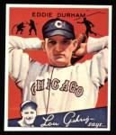 1934 Goudey Reprint #79  Eddie Durham  Front Thumbnail