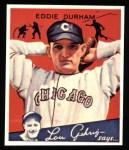 1934 Goudey Reprints #79  Eddie Durham  Front Thumbnail
