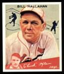 1934 Goudey Reprint #82  Bill Hallahan  Front Thumbnail