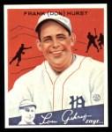 1934 Goudey Reprints #33  Don Hurst  Front Thumbnail