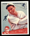 1934 Goudey Reprint #85  Adam Comorosky  Front Thumbnail