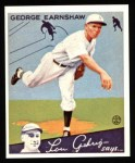 1934 Goudey Reprint #41  George Earnshaw  Front Thumbnail