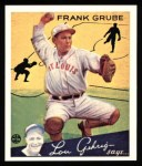 1934 Goudey Reprints #64  Frank Grube  Front Thumbnail
