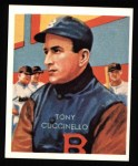 1934 Diamond Stars Reprint #55  Tony Cuccinello  Front Thumbnail