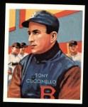 1934 Diamond Stars Reprint #55  Tony Cuccinello  Front Thumbnail