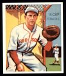 1934 Diamond Stars Reprint #48  Rick Ferrell  Front Thumbnail