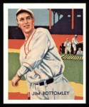 1934 Diamond Stars Reprint #59  Jim Bottomley  Front Thumbnail
