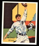1934 Diamond Stars Reprint #40  Blondy Ryan  Front Thumbnail