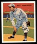 1934 Diamond Stars Reprint #10  Leroy Mahaffey  Front Thumbnail