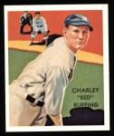 1934 Diamond Stars Reprint #60  Charley Red Ruffing  Front Thumbnail