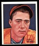 1934 Diamond Stars Reprint #19  Van Mungo  Front Thumbnail