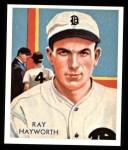 1934 Diamond Stars Reprint #90  Ray Hayworth  Front Thumbnail