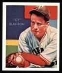 1934 Diamond Stars Reprint #57  Cy Blanton  Front Thumbnail