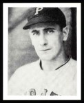 1939 Play Ball Reprint #129  Bill Swift  Front Thumbnail