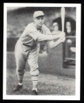 1939 Play Ball Reprints #93  Charles Gelbert  Front Thumbnail