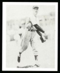 1939 Play Ball Reprint #22  Bucky Walters  Front Thumbnail