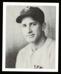 1939 Play Ball Reprint #23  Burgess Whitehead  Front Thumbnail