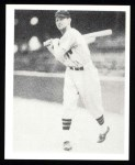 1939 Play Ball Reprint #31  Sam West  Front Thumbnail