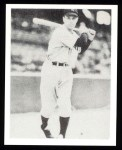 1939 Play Ball Reprint #81  Babe Dahlgren  Front Thumbnail