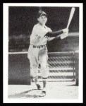1939 Play Ball Reprint #14  Jim Tabor  Front Thumbnail