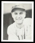 1939 Play Ball Reprint #35  Bill Jurges  Front Thumbnail