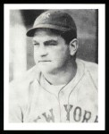 1939 Play Ball Reprint #124  Walter Brown  Front Thumbnail