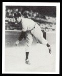 1939 Play Ball Reprint #48  Lefty Gomez  Front Thumbnail